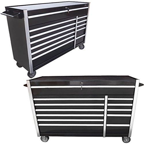 56 Quot Bottom Roller Metal Tool Chest Cabinet Box Toolbox