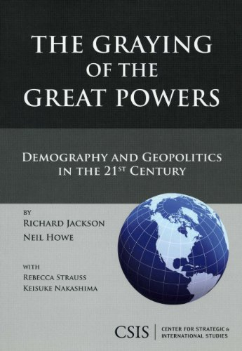 The Graying of the Great Powers: Demography and Geopolitics in the 21st Century (Book)