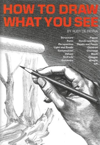 How to Draw What You See by Brand: Watson-Guptill Publications