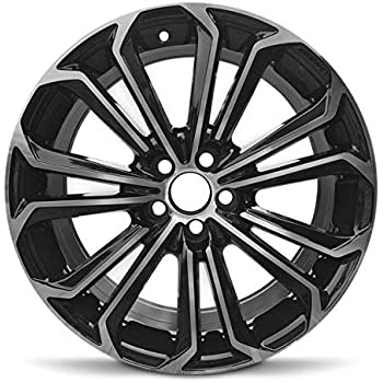 2014 Toyota Corolla Tire Size >> Amazon.com: New 17 inch Wheels Rims compatible with Toyota ...