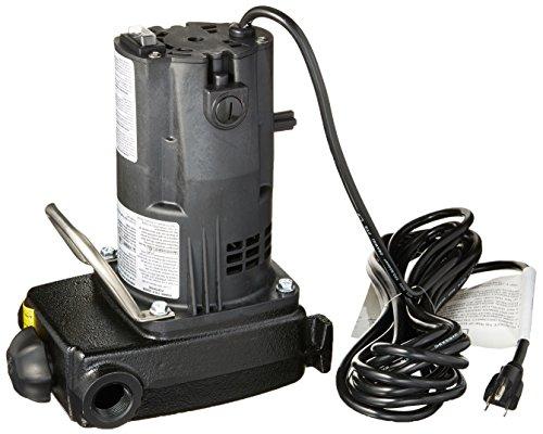 Zoeller 314-0002 115-volt 1/2 HP Portable Motor Non-Subme...