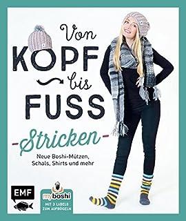 Myboshi Von Kopf Bis Fuß Häkeln Neue Boshis Schals Socken Und