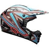 Bell SX-1 Unisex-Adult Off Road Helmet (Whip Camo Blue, X...