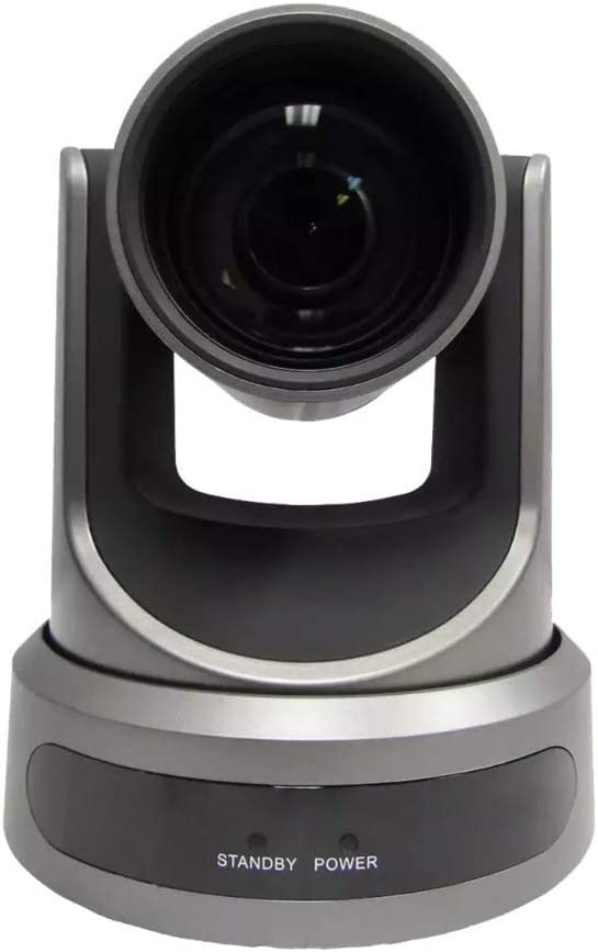 PTZOptics 30X Optical Zoom, 3G-Sdi, Hdmi, Cvbs, IP Streaming 1920 X 1080P, 60.7 Degree Fov (Gray)