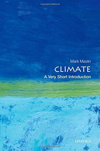 Book Climate: A Very Short Introduction (Very Short Introductions) R.A.R