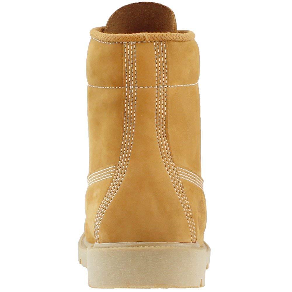 Timberland Mens 6 Basic Waterproof Boot,Wheat Nubuck Leather,US 11 W