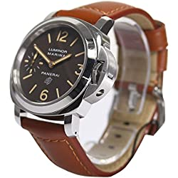 Panerai LUMINOR MARINA LOGO ACCIAIO - 44MM Men's watch PAM00632