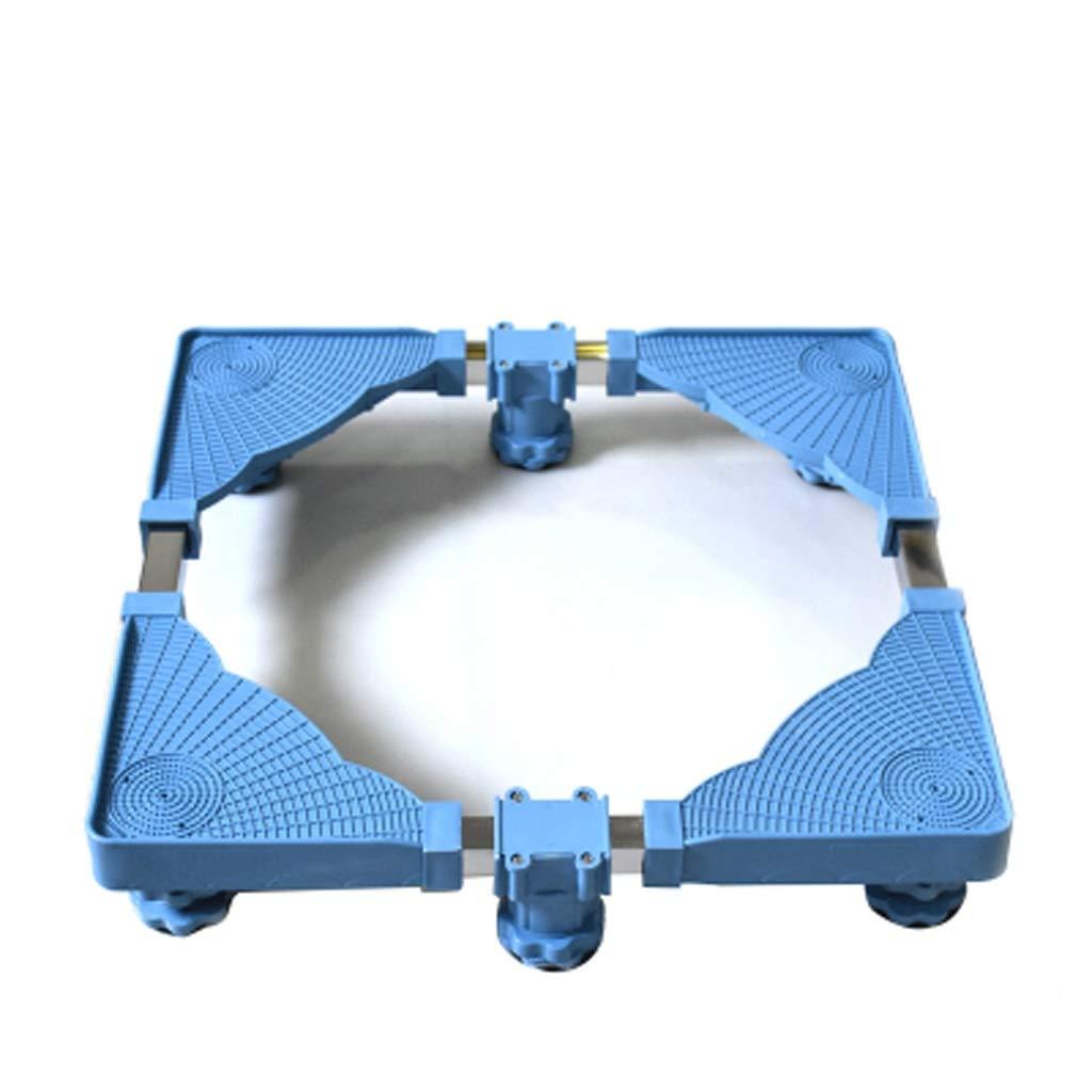 DJ&YH 洗濯機ブラケットベースブラケットアンチスキッドショックヘビーメント固定ウェーブホイールドラム(6フィート)   B07R39M2SW