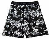 The Three Stooges Men's Boxer Shorts Curly Moe Larry (XL, Under Par)