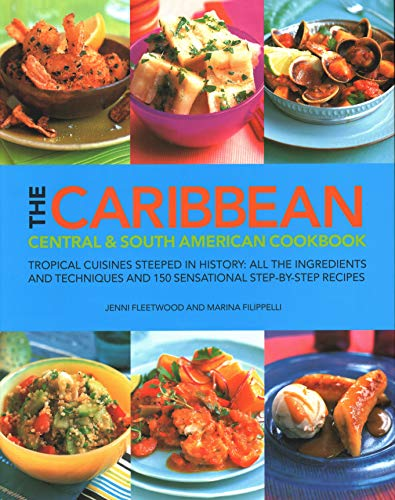 Search : Caribbean: Central & South American Cookbook