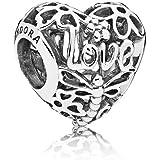 Pandora Women Silver Bead Charm - 797046