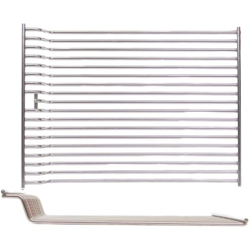 Broilmaster Stainless Steel Rod Cooking Grids For Size 4 Gas Grills (set Of 2) by Broil Master