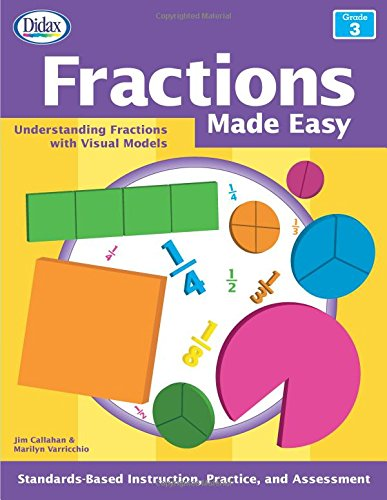 math made easy fractions - 3