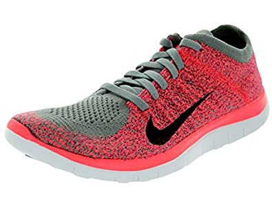 Nike Free 4.0 Flyknit, Women's Running Shoes: Amazon.co.uk
