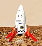 SEMROC Flying Model Rocket Kit Mars Lander KV-54
