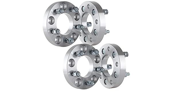 1 WHEEL ADAPTERS WHEEL SPACERS 5X127//5X135 TO 5X4.5 32MM THICK 87.1MM CB 12X1.5