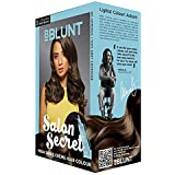 Bblunt Salon Secret High Shine Creame Hair Colour (Chocolate Dark Brown: 3) 100 Gm With Ayur Product