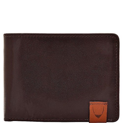 hidesign-dylan-slim-thin-simple-leather-bifold-wallet-brown-under-seat