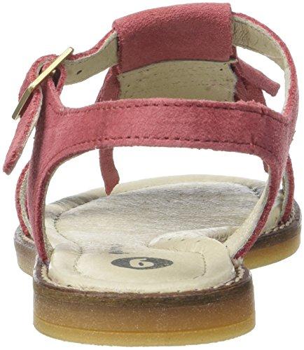 Garvalín Newlyn - Zapatos Niñas rojo (Sandia)