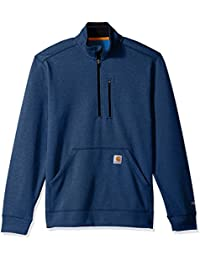 Men's Force Extremes Mock-Neck Half-Zip Sweatshirt
