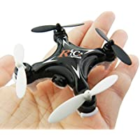 NiGHT LiONS TECH X900S Shocking ! 2.4G Popular Mini RC Remote Quadcopter Drone with 0.3MP HD Camera Live Video For Kids, Black