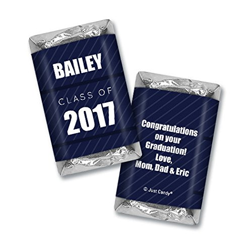 Graduation Personalized Hershey's Miniatures Candy Bar Wr...