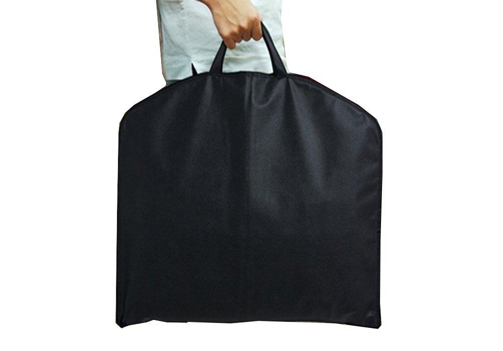 Garment Bags,Portable Suit Bag for Dress, Coat,Suit, home or Travel