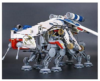 05053 New 1788Pcs Genuine Star War Series The Republic Dropship Set Building Blocks Bricks Children Toys 10195