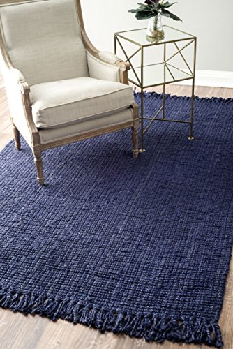 nuLOOM Natura Collection Natural 10 Feet