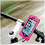 Best Aduro Cases For Iphone 5s - Aduro Sport Bike Mount for IPhone 5/5S PINK Review