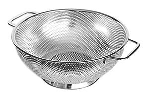 Amazon Com Cucinare Stainless Steel Colander 5 Quart