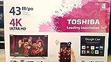 Toshiba - 43' Class (42.5' Diag.) - LED - 1080p - HDTV