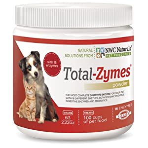 NWC Naturals Total-Zymes Digestive Powder 11