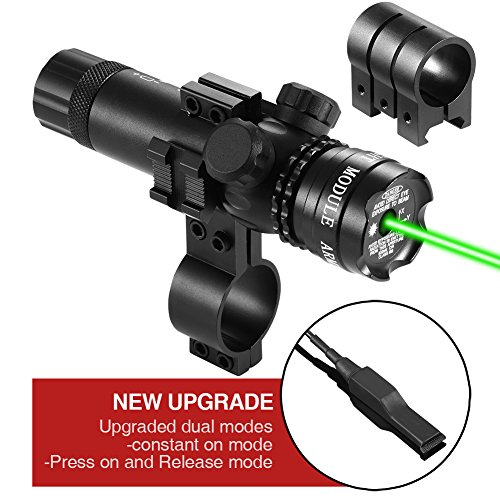 Lirisy-Tactical-Green-Laser-Sight-532nm-Green-Dot-Rifle-Scope-Sight-w-Picatinny-Rail-Barrel-Mount-Cap-Pressure-Switch-Laser