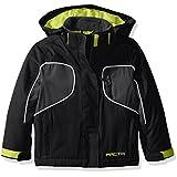 Arctix Boys Storm Insulated Jacket, 4T, Black