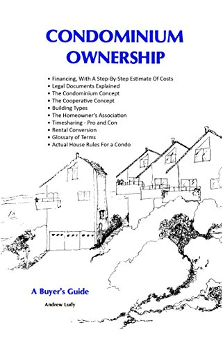 Amazon com: Condominium Ownership: A Buyer's Guide eBook