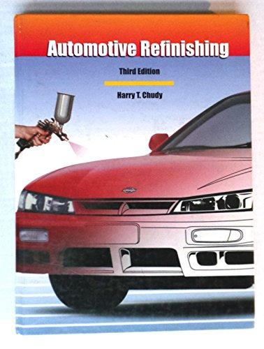 Automotive Refinishing (3rd Edition) Hardcover