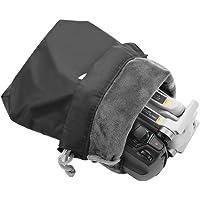 iMusk Portable Carrying Case Storage Bag Soft Protective Pouch Case Sleeve for DJI Mavic Mini 2, Mavic Air 2, Mavic 2…