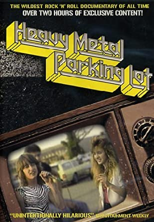 Heavy Metal Parking Lot [Reino Unido] [DVD]: Amazon.es: Heavy Metal Parking Lot, Heavy Metal Parking Lot: Cine y Series TV