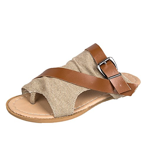 Sherostore ♡ Women's Crisscross Strappy Buckle Cutout Stacked Low Wedge Sandal Fish Mouth Ankle Strap Balla Wedge Sandals