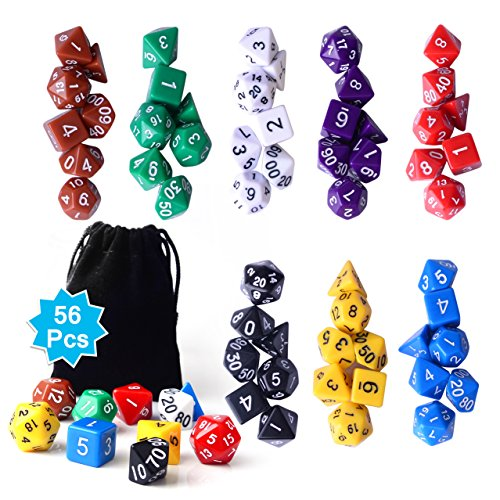 8 sided dice - 5