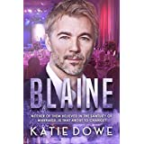 Blaine: BWWM Mature Romance (Members From Money Book 41)