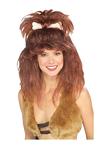 (Rubie's Adult Cavewoman Wig with)