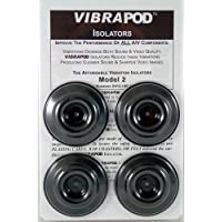 Vibrapod - Isolator Isolation Feet - Model 2 - Set of Four