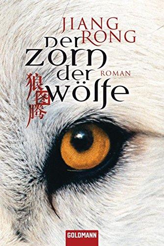 Der Zorn Der Wölfe  Roman