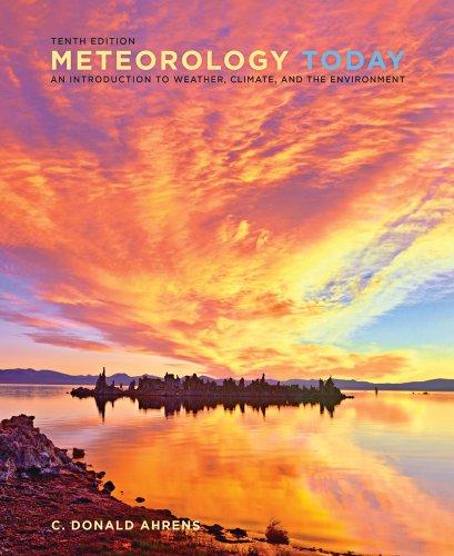 Cengage Advantage Books: Meteorology Today