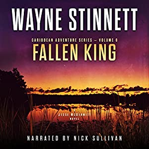 Fallen King: A Jesse McDermitt Novel Audiobook