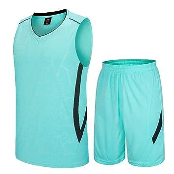 FILWS Conjunto De Ropa De Baloncesto para Hombres Jersey De ...