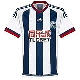 2015-2016 West Brom Adidas Home Football Shirt