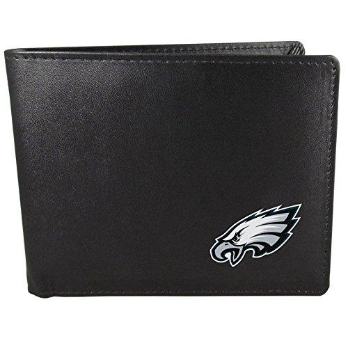 Siskiyou NFL Philadelphia Eagles Bi-Fold Wallet, Black ()